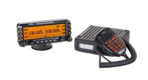 Tri Band FM Transceiver