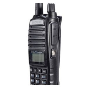 right side walkie talkie