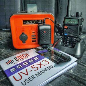 UV-5*3 user manual