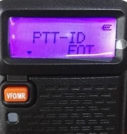 PTT-ID radio