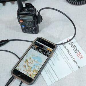mobile walkie-talkie antenna