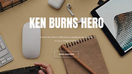 ken burns hero